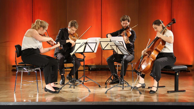 First Prize For Barbican String Quartet Conservatorium Van