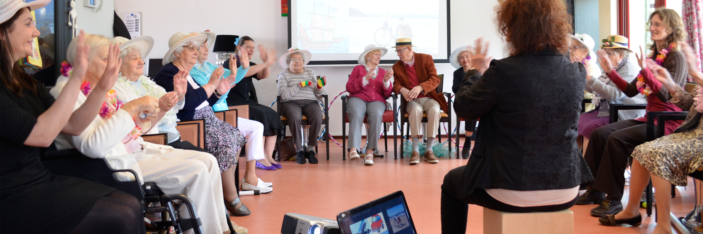 Genoeg Muziek en beweging met ouderen - Conservatorium van Amsterdam - AHK @HB36